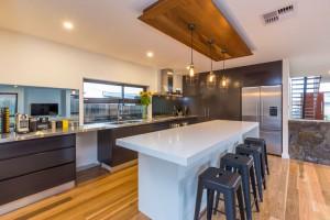 Harrison house kitchen