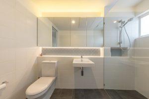 Wright House Bathroom