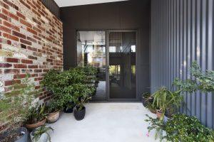 Waramanga Front door