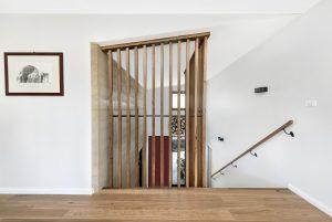 Waramanga Upper living stairs