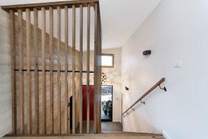 Waramanga upper living stairs 2