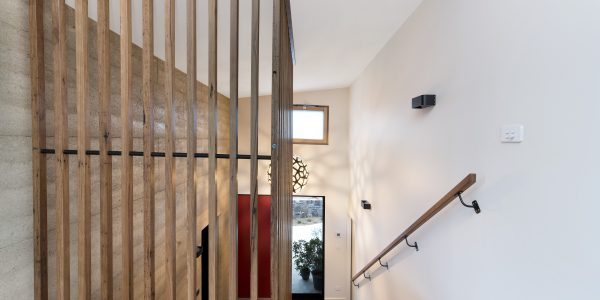 Waramanga upper living stairs 2